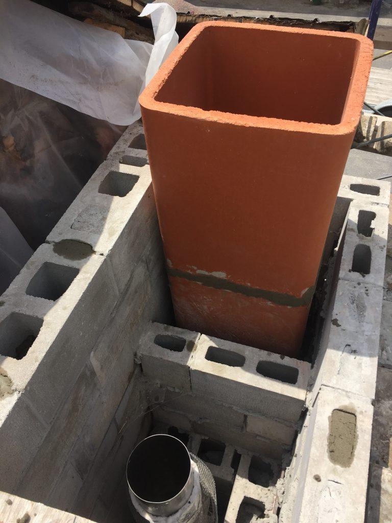 Chimney Repair Rebuild
