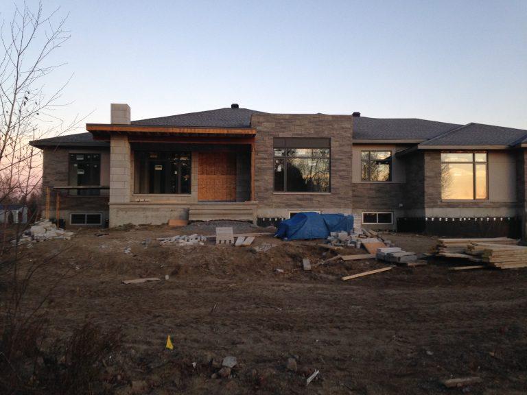Residential Masonry Construction